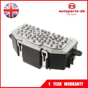 Heater Blower Fan Resistor Speed Control 3C0907521F For VW Audi Seat Skoda Jetta