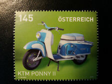"""Sondermarke Österreich aus 2014 """"KTM Ponny II"""""""