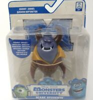 Monsters University Scare Students Action Figure Johnny - Light packaging damage