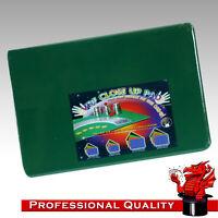 VDF Close Up Pad / Mat / Surface - Plain Green - Magic - Professional Size