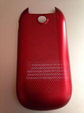 Coque arrière S by SFR 123 rouge 100% officiel d'origine