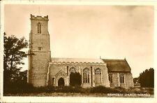 RANWORTH( Norfolk) :  Ranworth Church,Norfolk RP -JARROLDS
