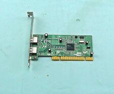 STARTECH 2 PORT USB 2.0 PCI CARD MODEL PCI225USB P/N 5273-2L
