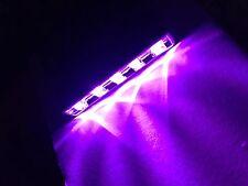 BOAT LED Lights 5 LED Stern/Deck/Navigation MAGENTA (Similar to Pink)