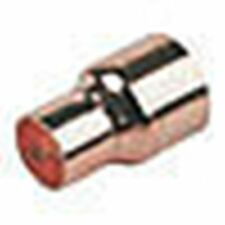 22 X 15MM END FEED FITTING REDUCER   (BAG OF 25)