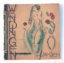 Wendingen art deco magazine 1919 no.3, Dance Dansen, Sluyters, Nijinski, Hegesa