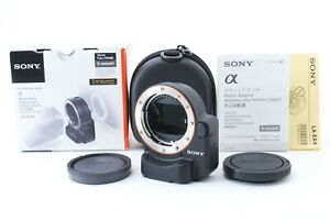 """""""Near Mint w/Box"""" Sony LA-EA4 A-Mount to E-Mount Lens Adapter From Japan Tested"""