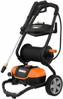 WORX WG604 1600 Max PSI Pressure Washer - Editors' Choice from Popular Mechanics