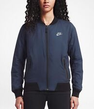 NikeLab X Kim Jones Project Red Women's Bomber Jacket 'Obsidian' (S) 837936 451