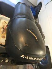 Vintage Used Kawasaki Motorcycle Padded Seat 1980s Needs Recovered