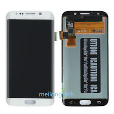 lcd display touch screen Schermo Per Samsung Galaxy S6 edge SM-G925F G925 bianco