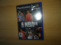 Sony Playstation 2 PS2 Game NBA 08 New Factory Sealed pal