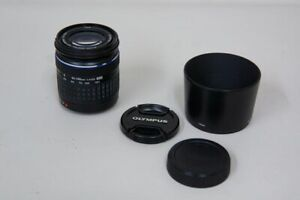 Olympus Zuiko 40-150mm f/4.0-5.6 ED Lens For Four Thirds w/caps and lens hood