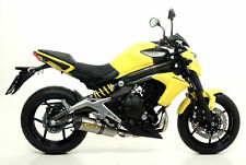Terminale Race-Tech Dark con fondello Arrow Kawasaki ER-6N 2012>2016