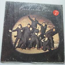 Paul McCartney-Band On The Run Vinyl LP German 1st 1973 Shrink A-1/B-1 EX/EX+