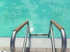 Secure-Grip 36 Inch Pool Rail Cover - Standard Size 1.9 In. Taupe - Waterproof