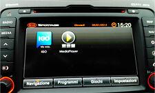 Kia / Hyundai software Video / 6 Navigatori / Amplificazione più pulita