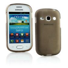 Housses et coques anti-chocs gris pour téléphone mobile et assistant personnel (PDA) Samsung