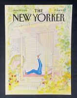 COVER ONLY ~ The New Yorker Magazine, August 1, 1983 ~ J. J. Sempe
