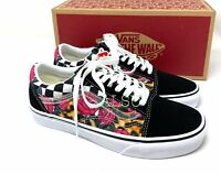 VANS Old Skool Low Top Canvas Rose Women's Size Sneakers VN0A5AO92FA