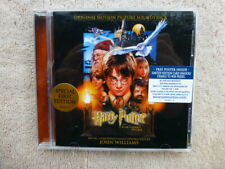 Harry Potter and the Sorcerer's Stone CD Soundtrack - Special First Edition NICE