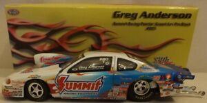 GREG ANDERSON 2005 SUMMIT RACING 1/24 R/C AUTHENTICS DIECAST PRO STOCK 1/2,004