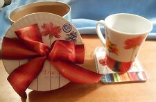 True Colour single coffee mug plus coaster, round box, Bed, Bath & Beyond