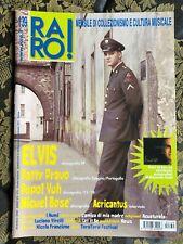RARO! 139 Magazine about discography ps ELVIS PRESLEY Patty Pravo M Bosè I Numi