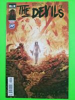 The Devils #3 First Print NM Antarctic Press Rok Comics 2019