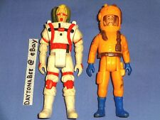 The Real Ghostbusters Super Fright Features Peter Venkman Action Figure Kenner