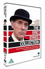 THE ERIC SYKES COLLECTION. The Plank, Rhubarb, Its Your Move etc. New sealed DVD