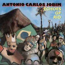Jobim, Antonio Carlos : Echoes of Rio CD
