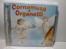 Cornamuse e Organetti (1999) NEW NUOVO SIGILLATO SEALED CD 8004883155378