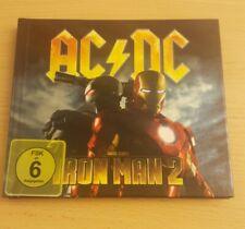 Iron Man 2 (CD+DVD Ecol Book Version) von AC/DC (2010)