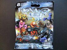 Halo Mega Bloks Series Delta Orange Spartan EVA NEW in SEALED BAG
