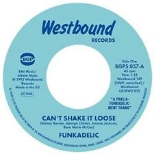 FUNKADELIC - CAN'T SHAKE IT LOOSE/I'LL BET YOU   VINYL LP SINGLE NEUF