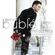 1stclasspost Michael Buble - Christmas Deluxe Special Edition UK CD 2015