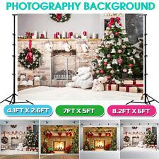 Weihnachten 3D Fotostudio Hintergrundstoff Vinyl Fotografie Fotohintergrund Prop