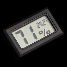 Newly Mini Digital LCD Indoor Temperature Humidity Meter Thermometer Hygrometer