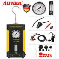 SDT206 Auto Rauch Leckage Detektor Kraftstoff  Intake Rohr Diagnose Lecksucher