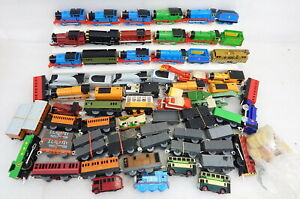Huge 50p Lot Thomas the Tank Engine Train Set Trackmaster Battery Learning Curve