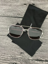Preowned Men's Cartier Driving Outdoor Fashion Sunglasses