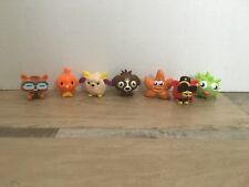 Lot of 7 moshi monster figures (In good used condition)