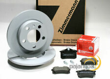 VW Golf 4 IV - Zimmermann Bremsscheiben Bremsen Bremsbeläge für hinten