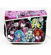 Messenger Bag - Monster High - Scary School Bag Girls New Anime mh20761