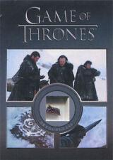 Game of Thrones Season 5 Dragon Class Prop Chase Card DG1 #181/200