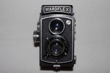 Wardflex Medium Format Film TLR Camera w/ Telmer 80mm f/3.5 Lens