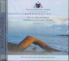 Sir Charles Mackerras - Shostakovich Festive Overture Symphony No. 5 New CD