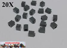 dark hellbraun flach Fliese 2x2 Map NEW 1 x LEGO Minecraft 34053 Platte glatt