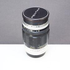 = Asahi Pentax Takumar 135mm f3.5 Portrait Lens for M42 Screw Mount SLR